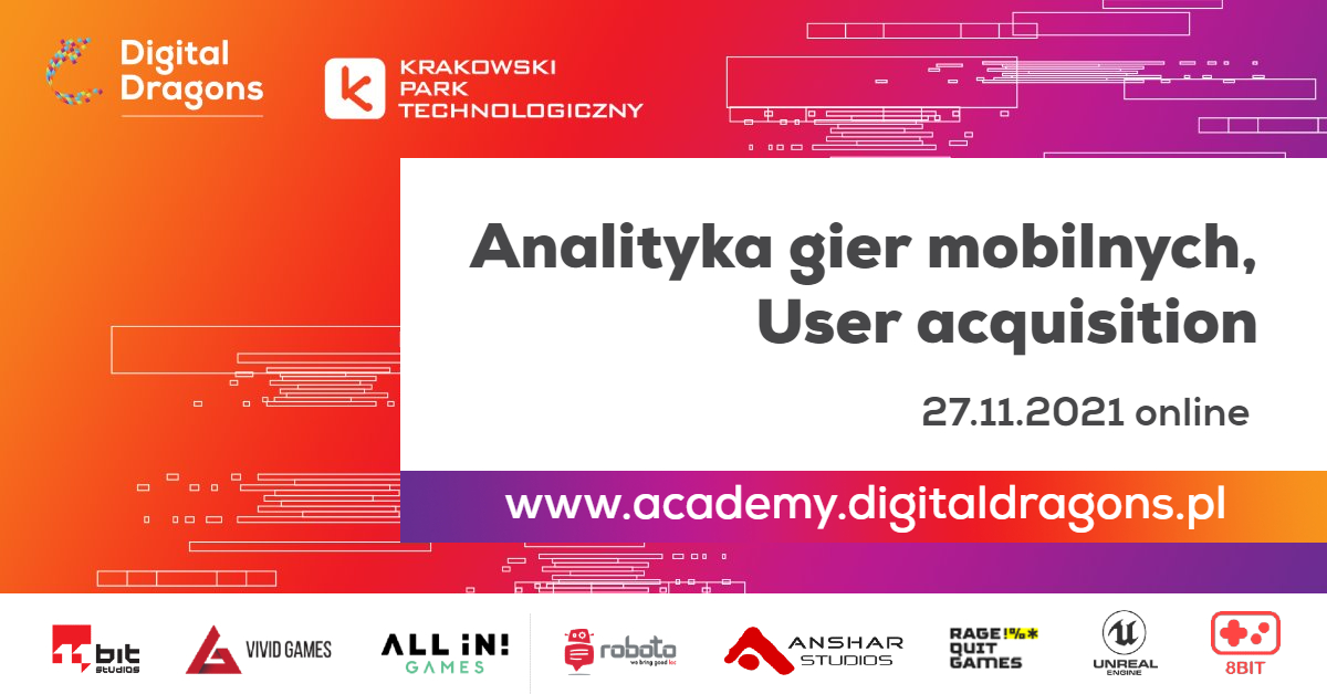 Analityka gier mobilnych, User acquisition